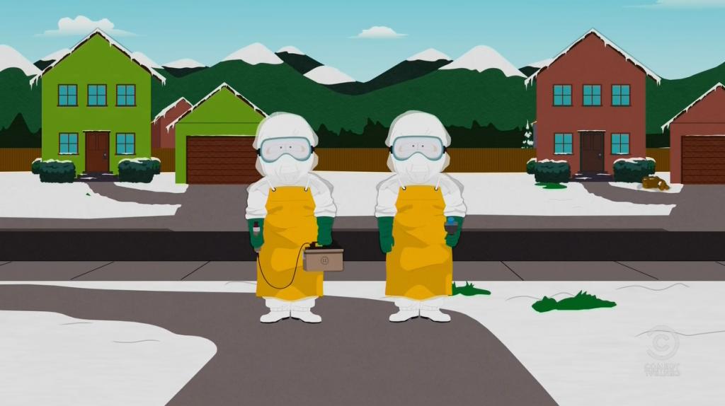 South Park Saison 18 Épisode 02-1