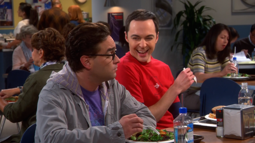 The Big Bang Theory Saison 8 Épisode 04-1