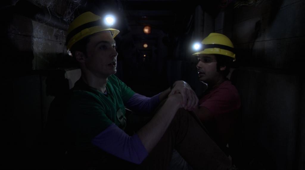 The Big Bang Theory Saison 8 Épisode 06-1