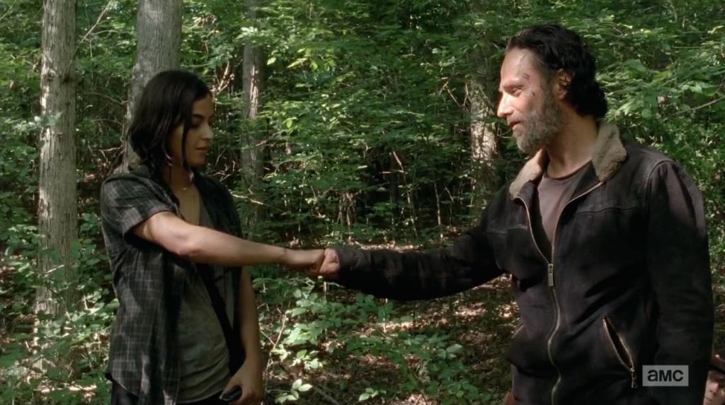 The Walking Dead Saison 5 Épisode 02-1