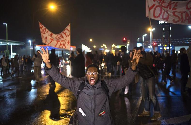Ferguson-Manifestations