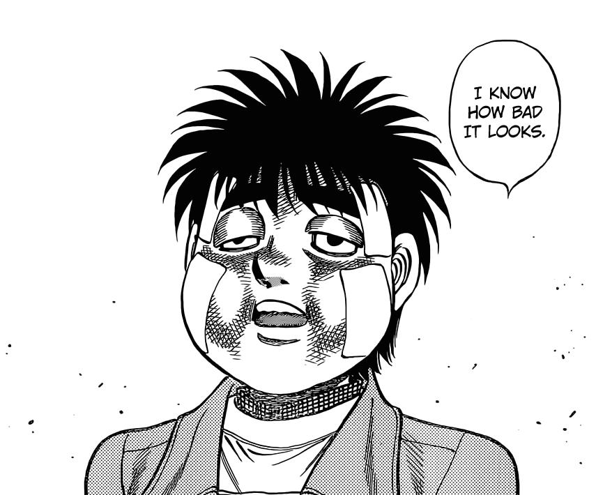 Hajime no Ippo 1076-1