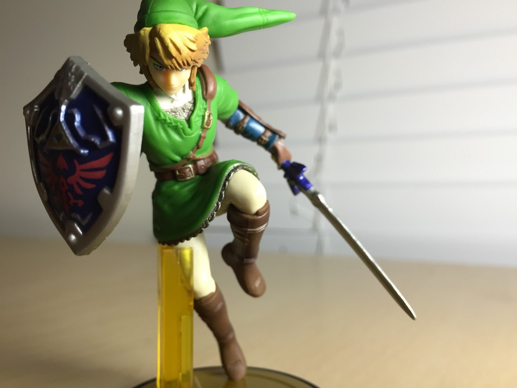 Link-Amiibo