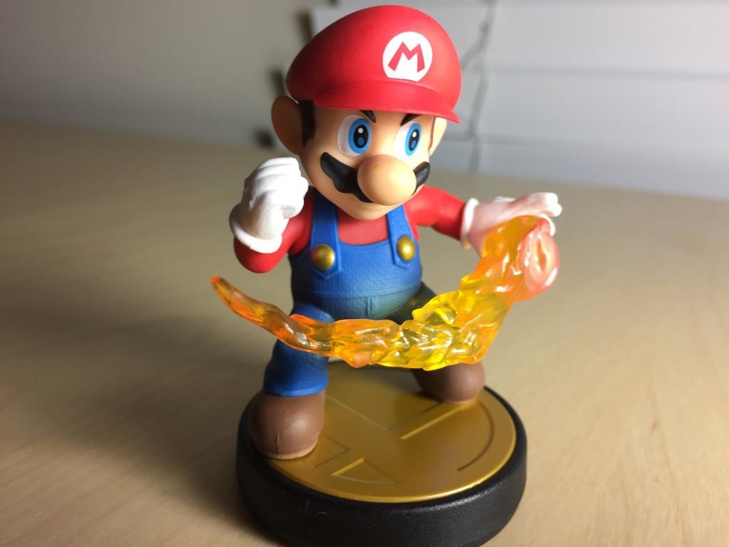 Mario-Amiibo
