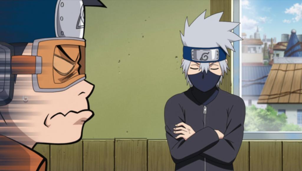 Naruto Shippuden Épisode 386-1