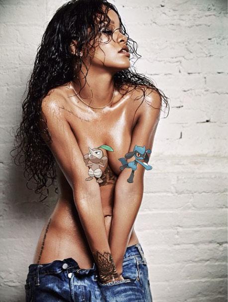 Rihanna-Instagram-Nue-6