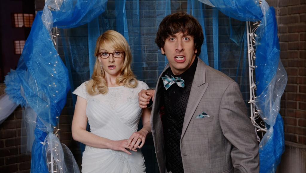 The Big Bang Theory Saison 8 Épisode 08-2