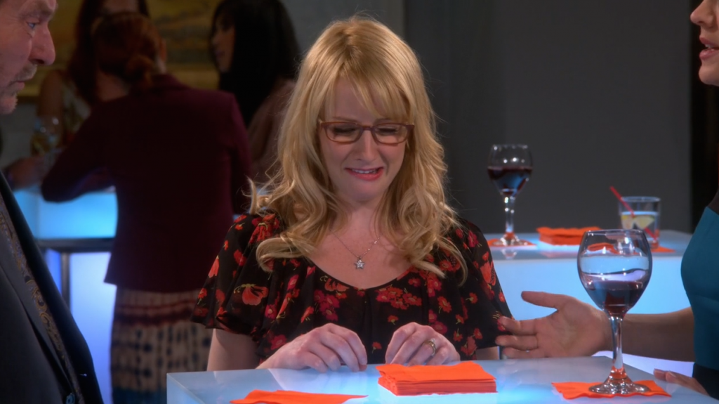 The Big Bang Theory Saison 8 Épisode 10-1
