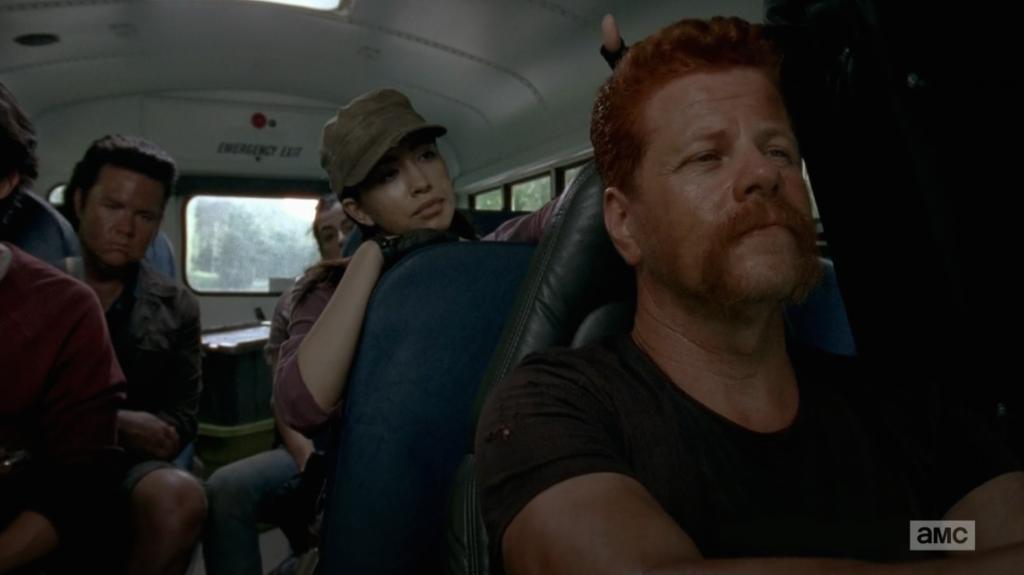 The Walking Dead Saison 5 Épisode 05-1