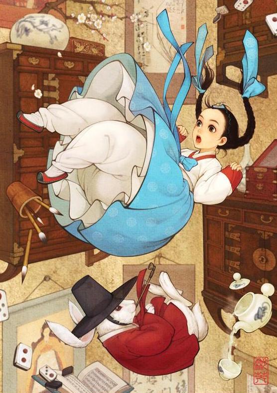 Disney-Peinture-Chinoise-5