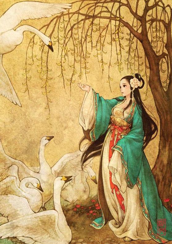 Disney-Peinture-Chinoise-8