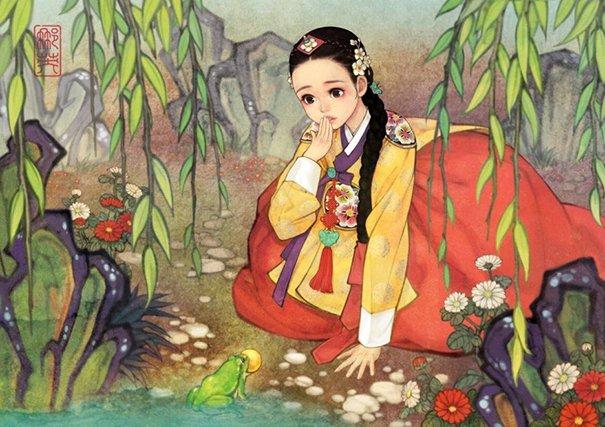 Disney-Peinture-Chinoise-9