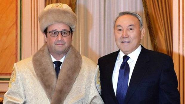 Francois-Hollande-Kazakhstan