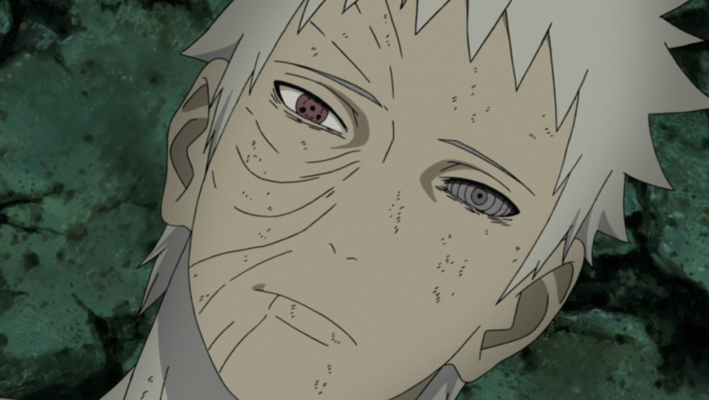 Naruto Shippuden Épisode 391-1
