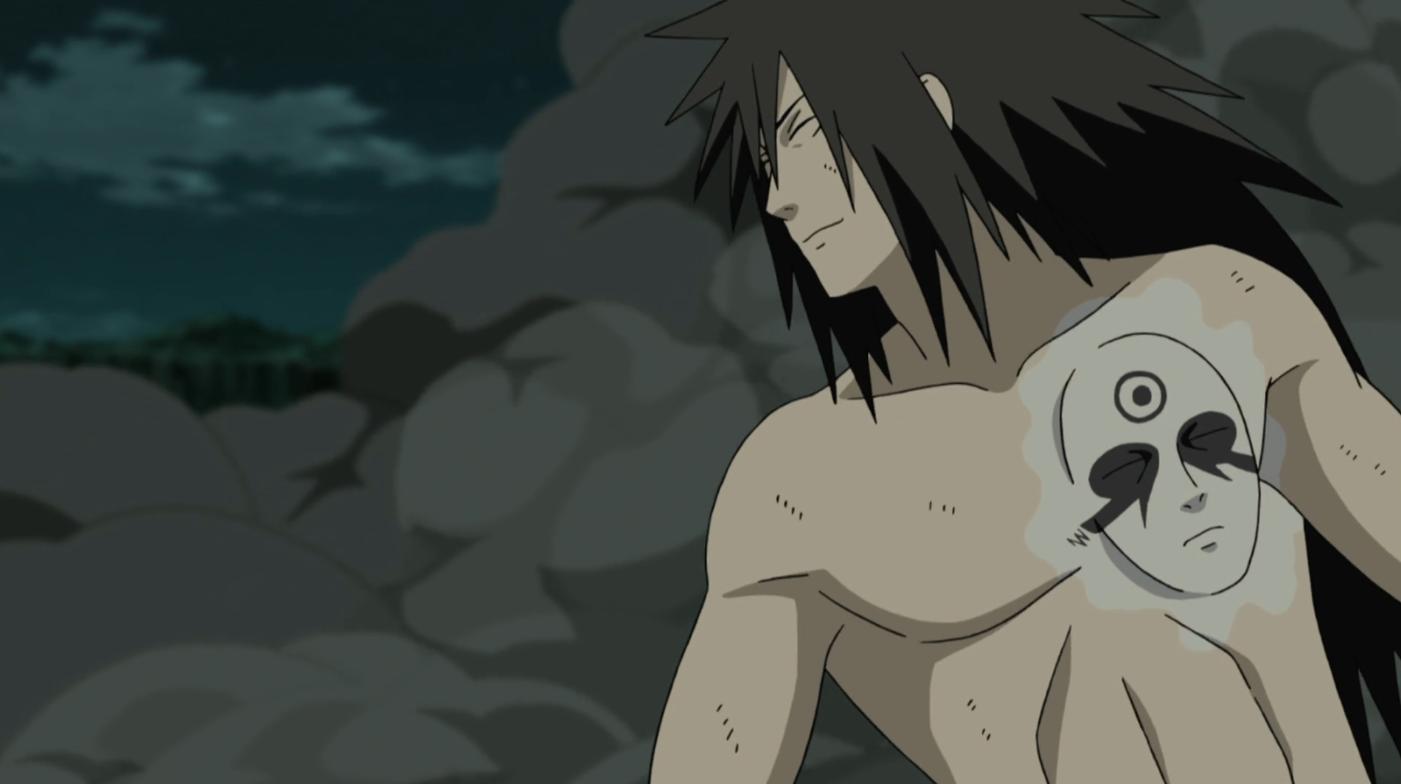 Naruto Shippuden Épisode 392-1