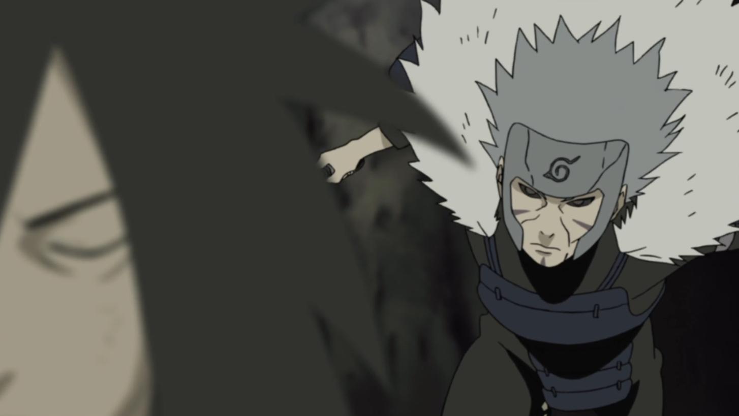 Naruto Shippuden Épisode 393-2
