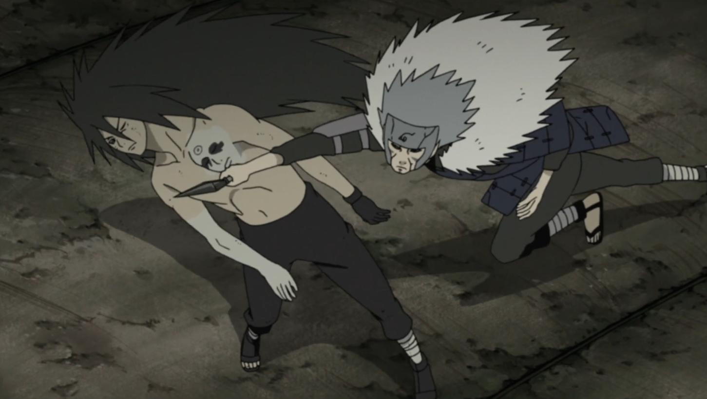 Naruto Shippuden Épisode 393-3