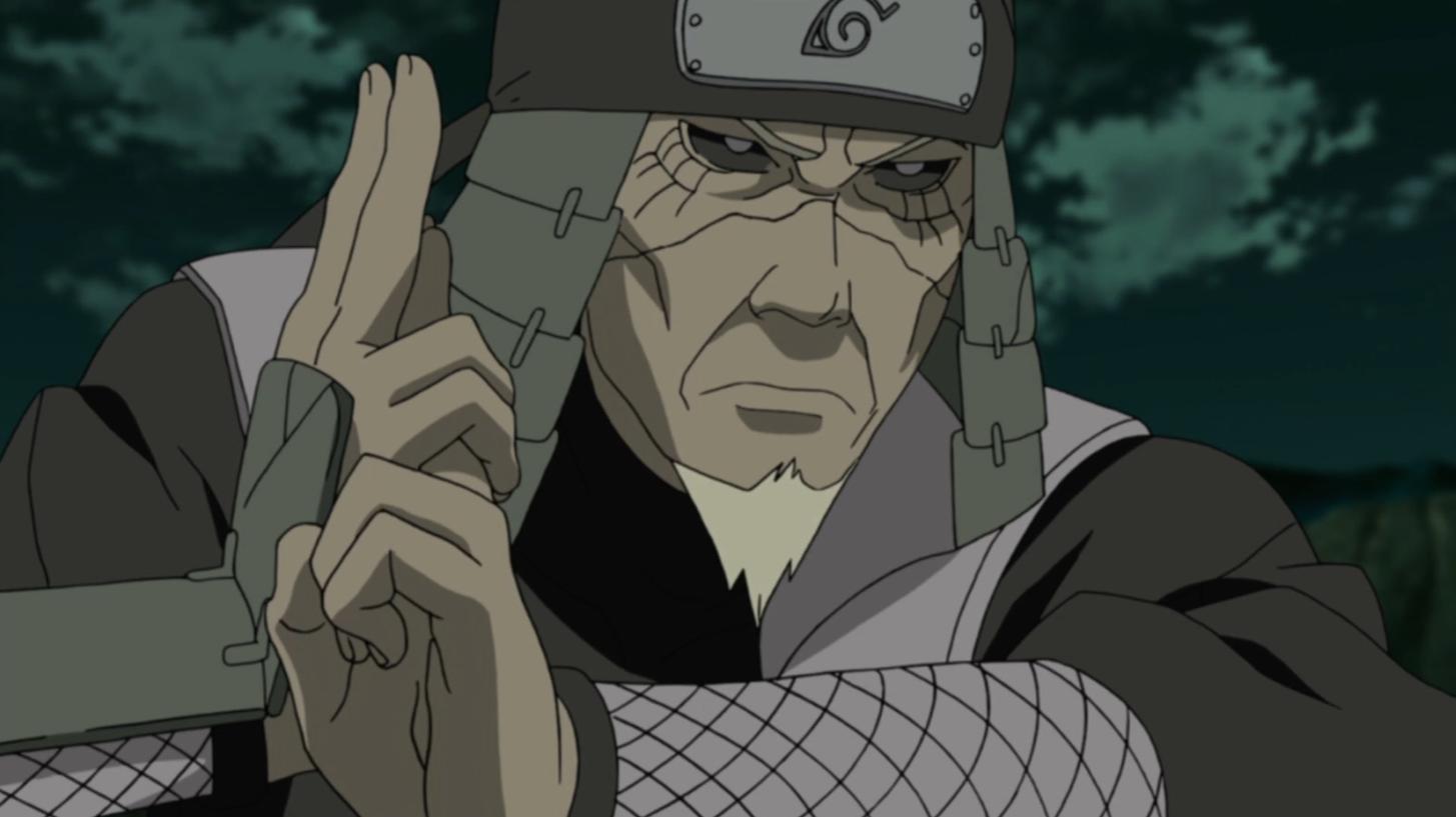 Naruto Shippuden Épisode 393-5