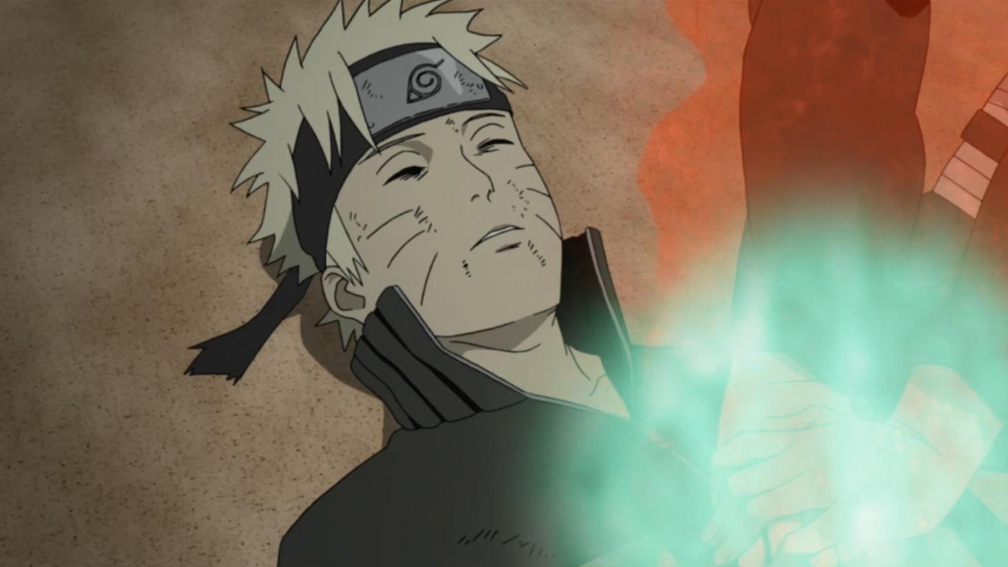 Naruto Shippuden Épisode 393-6