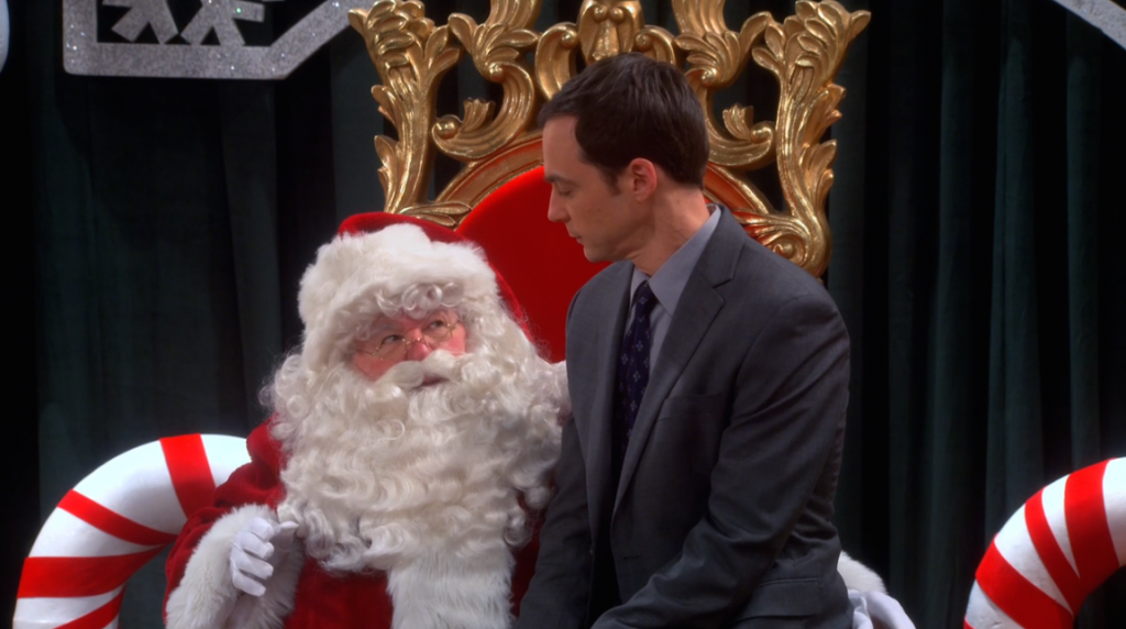 The Big Bang Theory Saison 8 Épisode 11-1