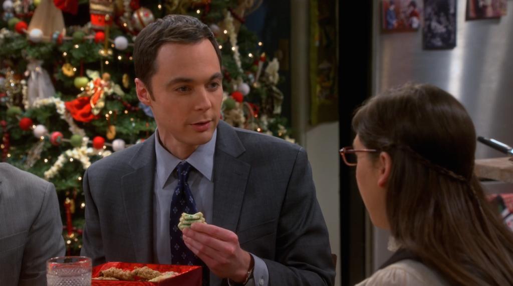 The Big Bang Theory Saison 8 Épisode 11-2