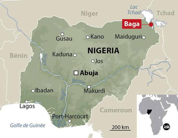Nigeria-Baga