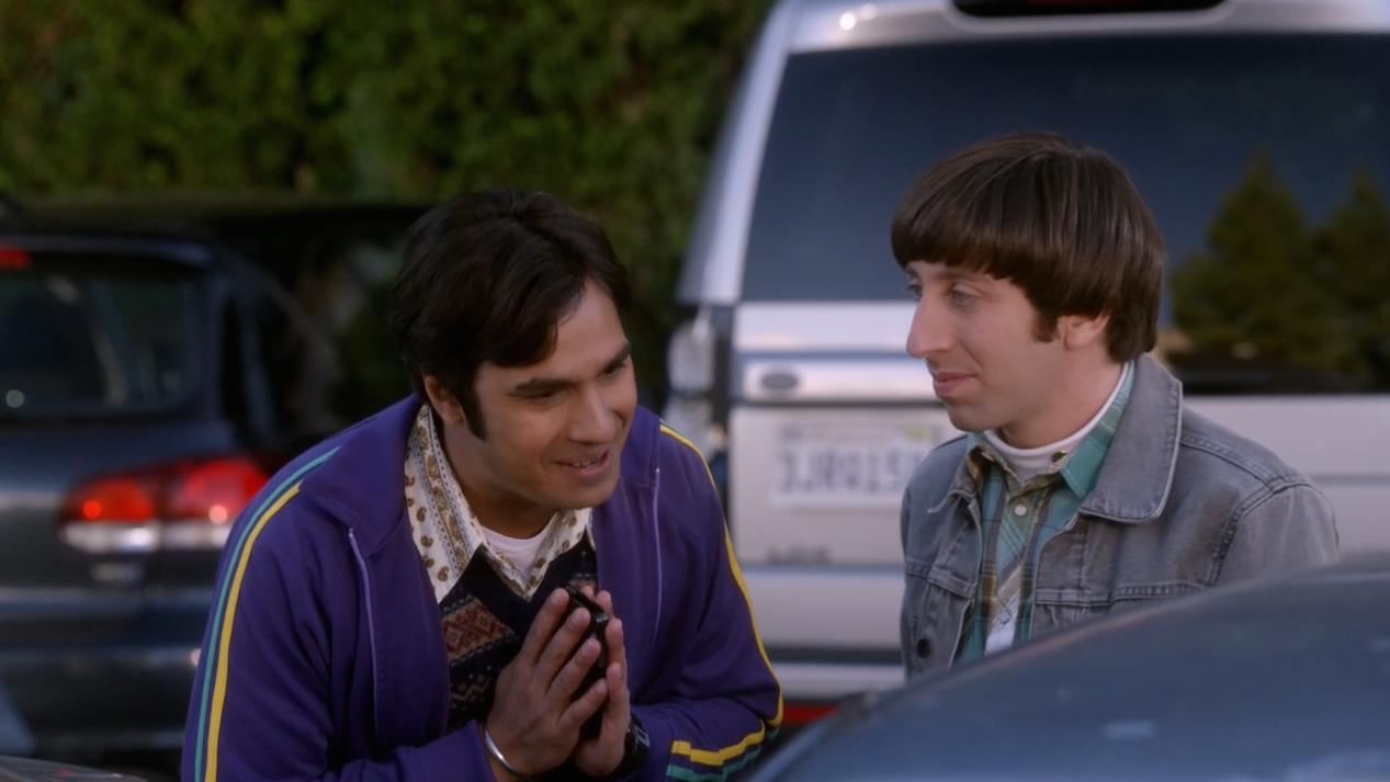 The Big Bang Theory Saison 8 Épisode 12-2