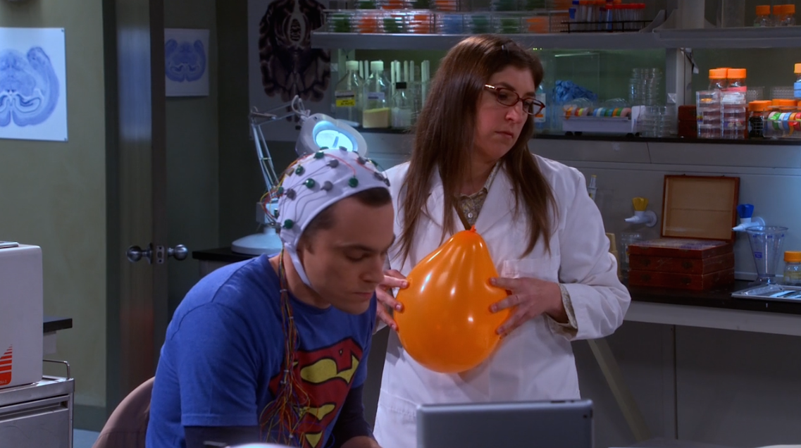 The Big Bang Theory Saison 8 Épisode 13-1