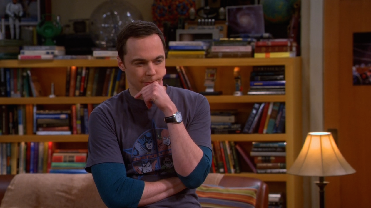 The Big Bang Theory Saison 8 Épisode 14-1