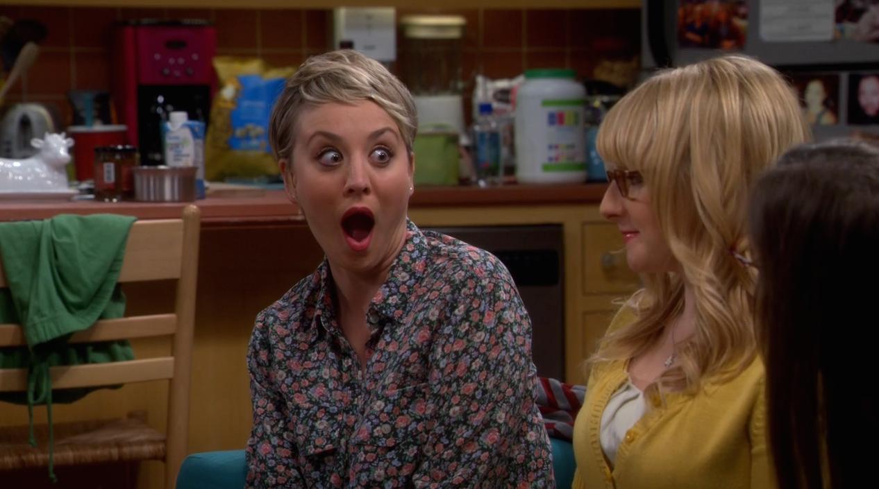 The Big Bang Theory Saison 8 Épisode 14-2