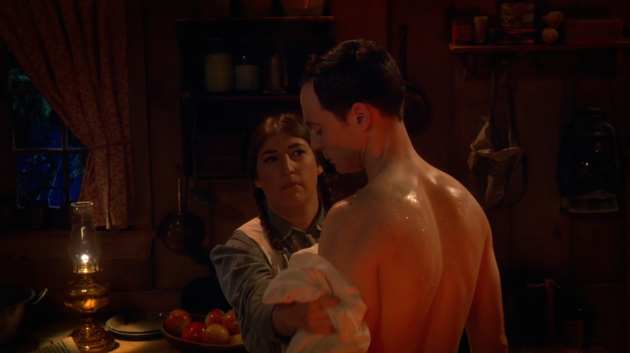 The Big Bang Theory Saison 8 Épisode 14-3