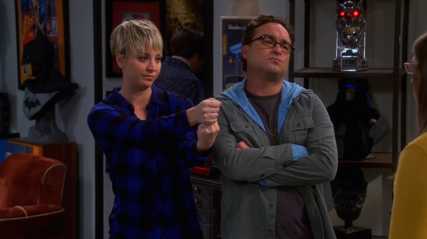 The Big Bang Theory Saison 8 Épisode 15-2