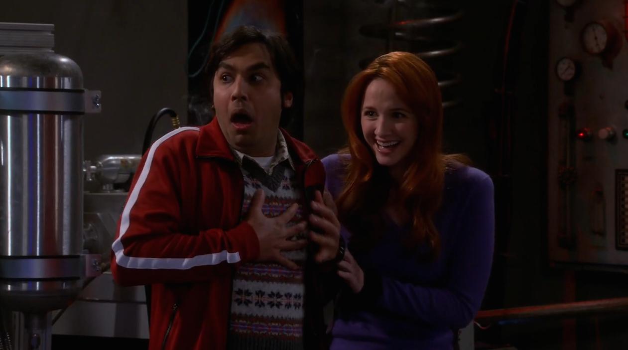 The Big Bang Theory Saison 8 Épisode 16-1