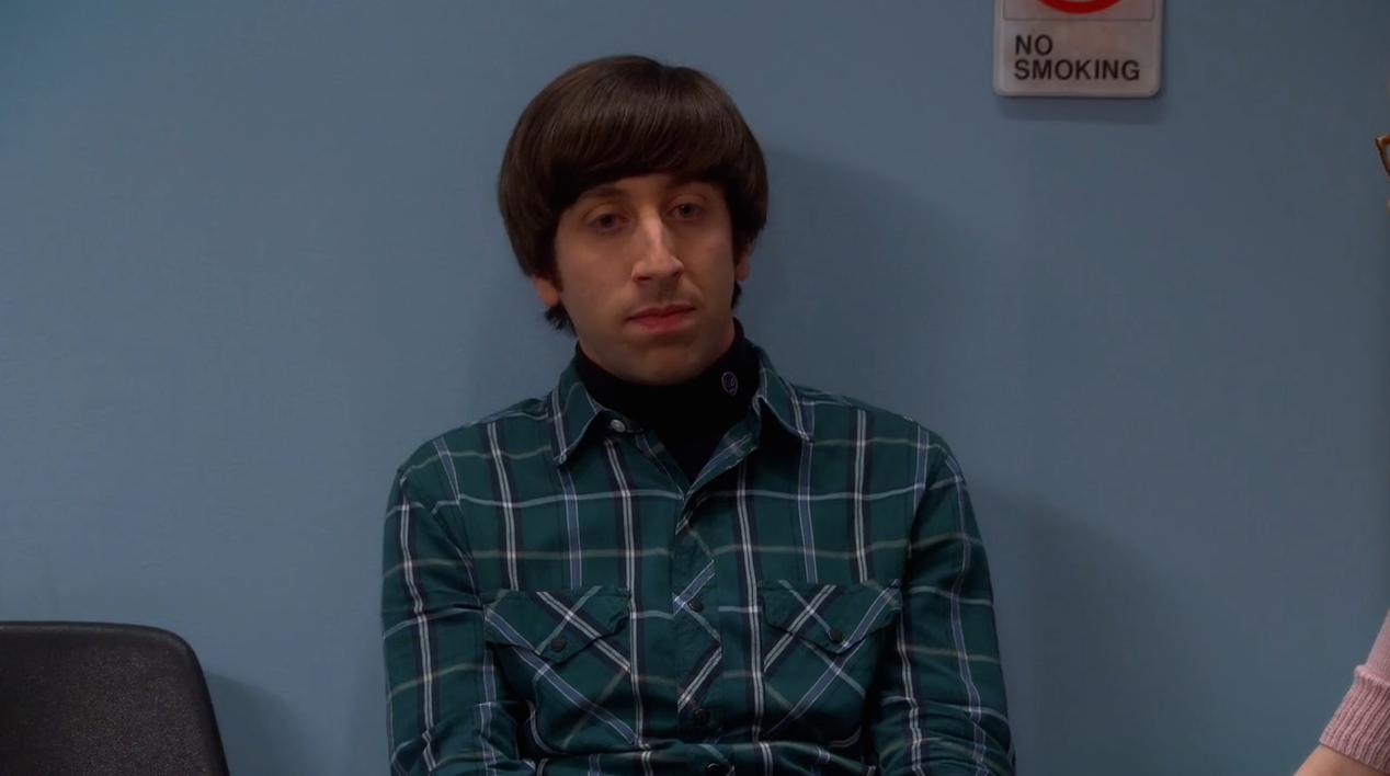 The Big Bang Theory Saison 8 Épisode 16-3