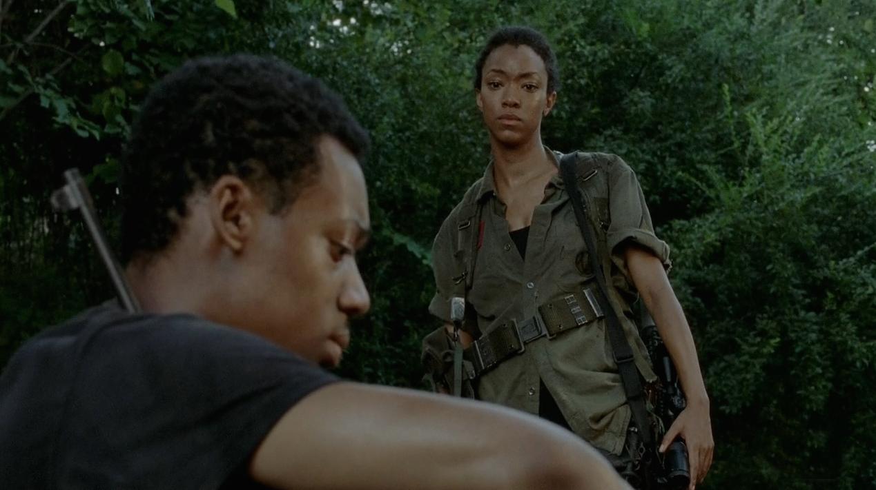 The Walking Dead Saison 5 Épisode 10-2