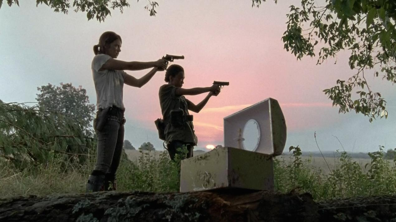 The Walking Dead Saison 5 Épisode 10-4