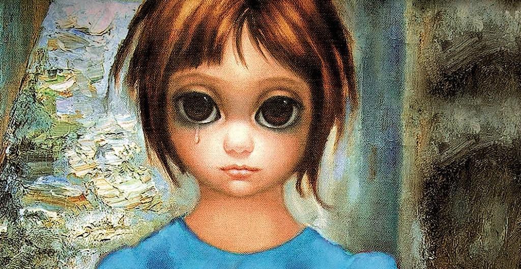 Review big eyes les yeux sont le miroir de l me for Miroir de l ame
