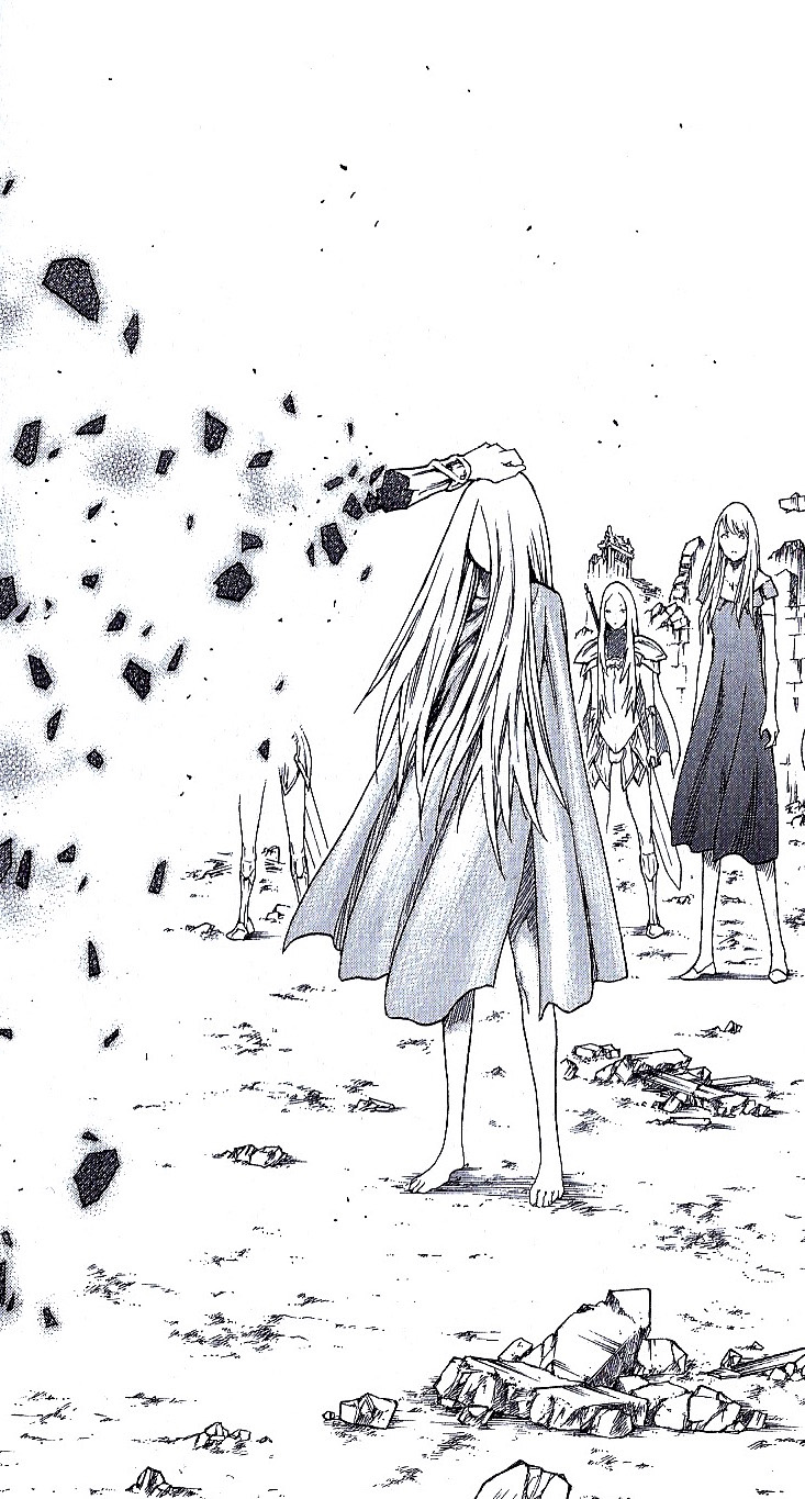 Claymore Tome 25-7