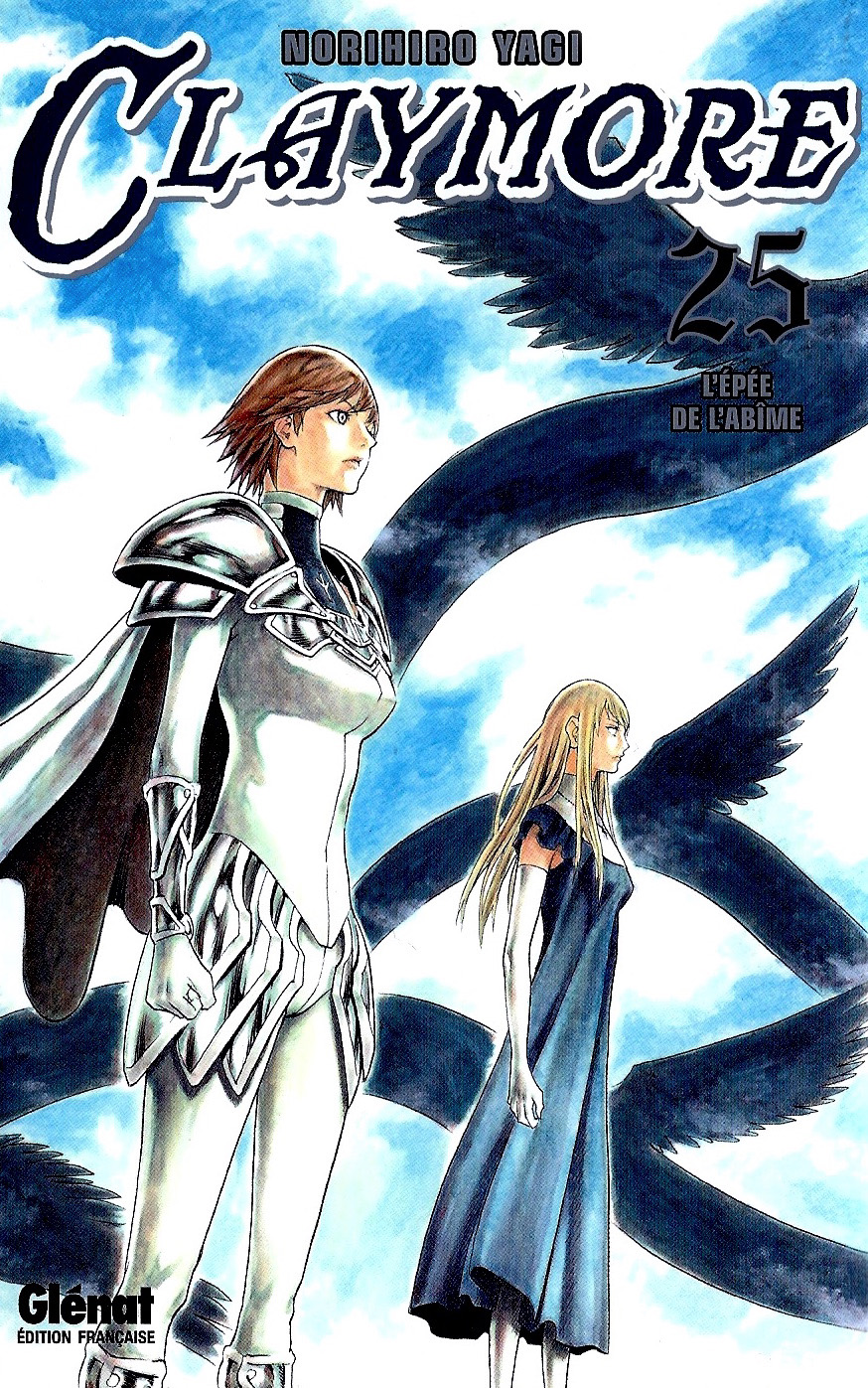 Claymore Tome 25