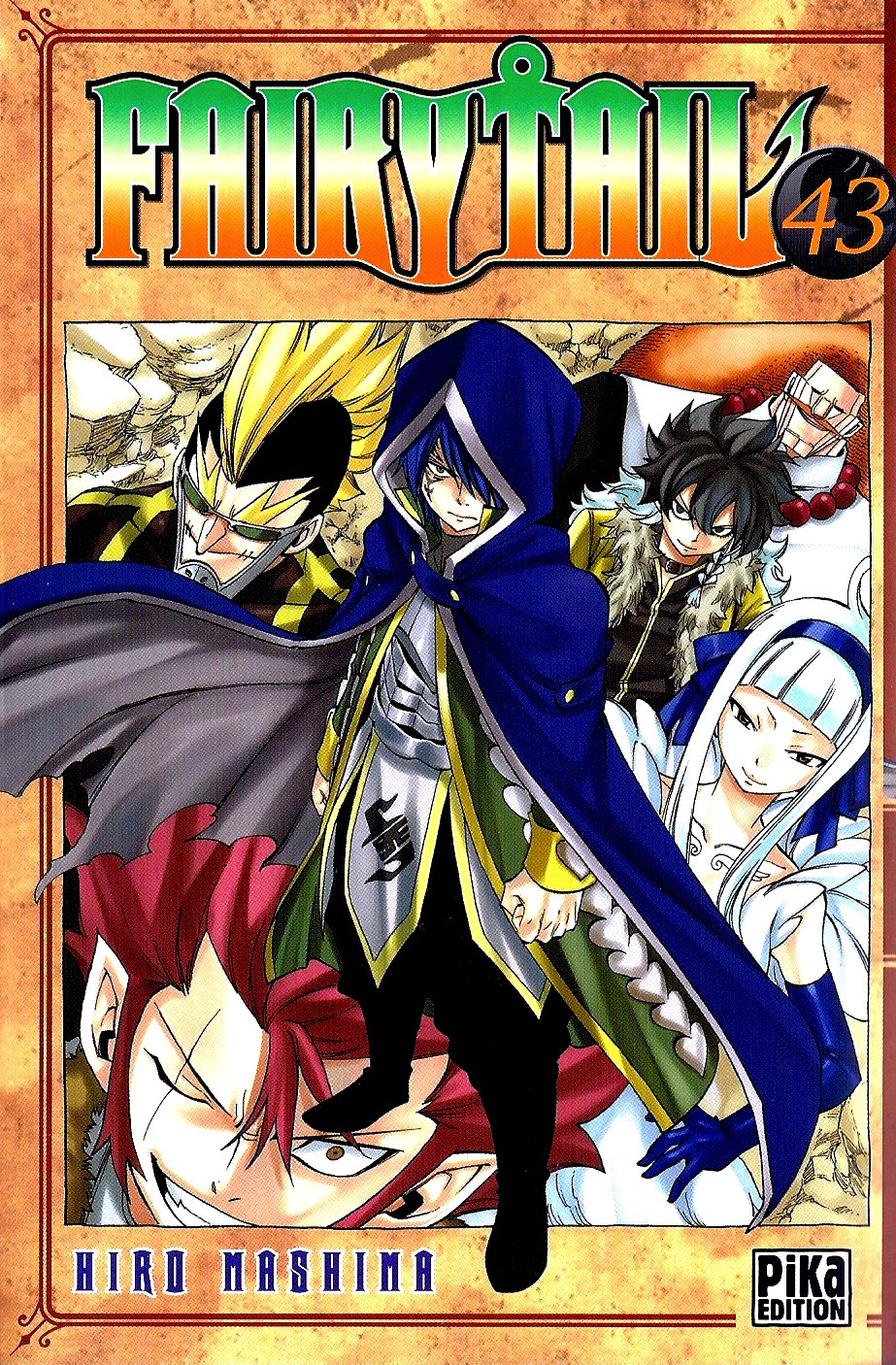 Fairy Tail Tome 42