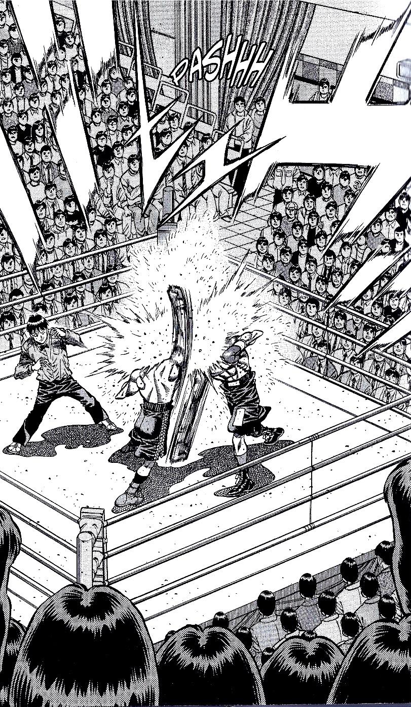 Hajime no Ippo Tome 73-2