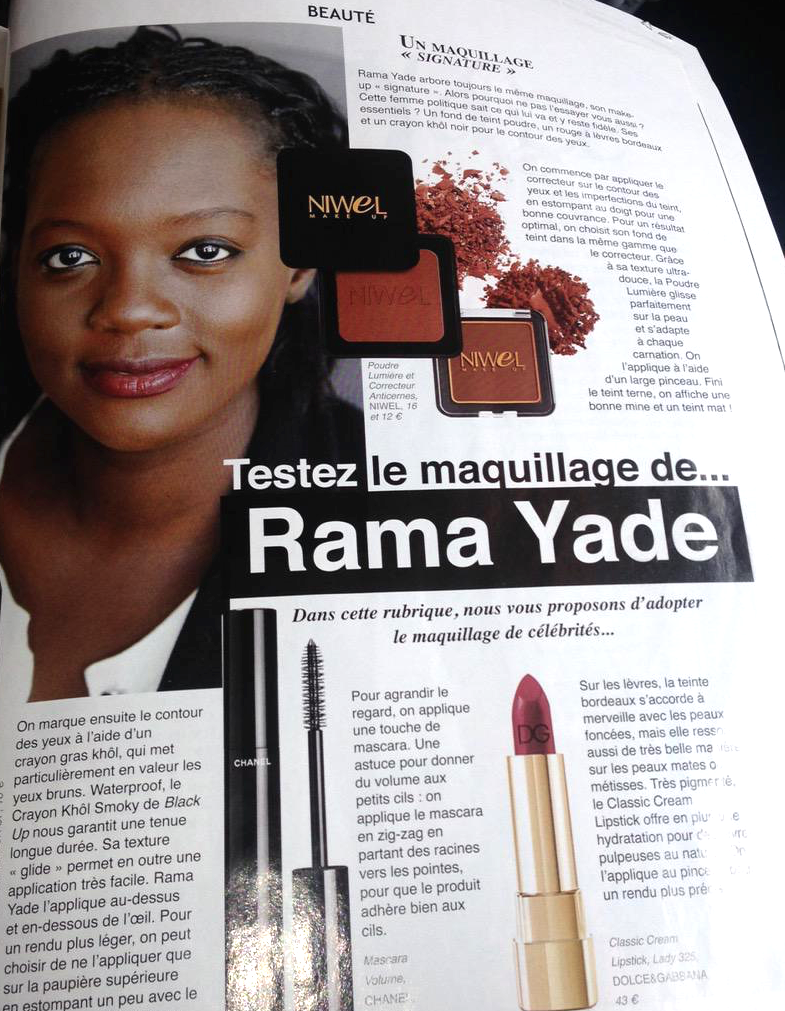 Maquillage-Rama-Yade-Non-1