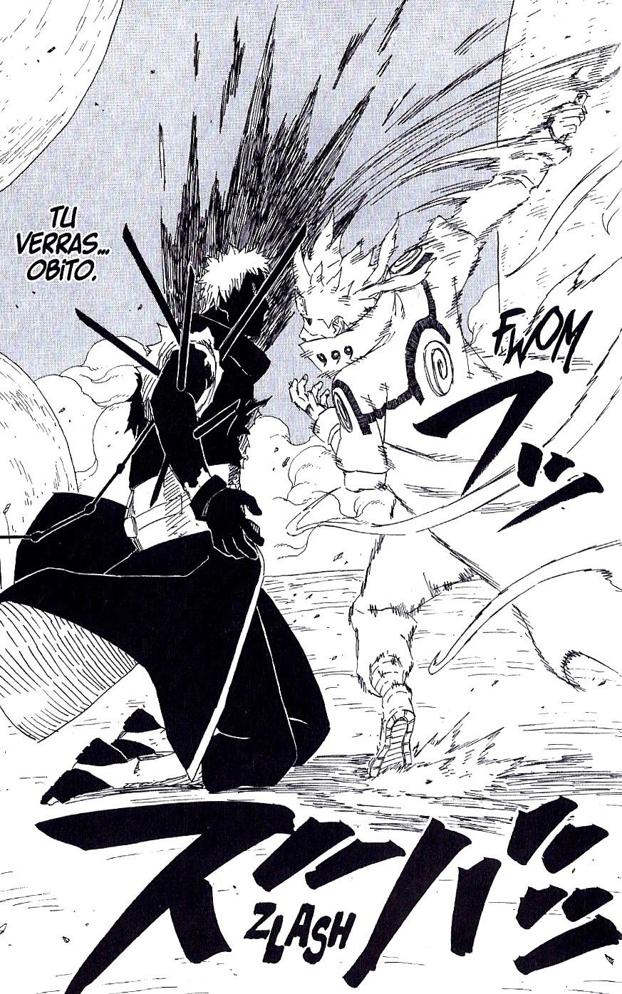 Naruto Tome 66-8