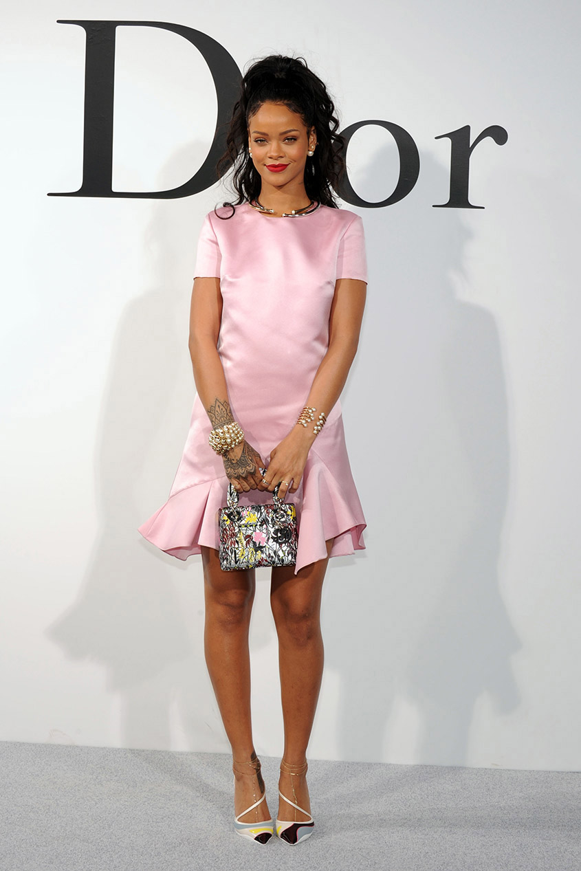 Christian Dior Cruise 2015 Show In New York City