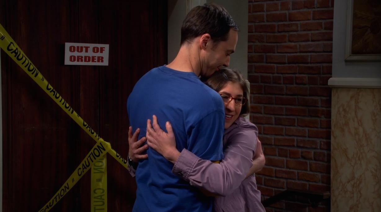 The Big Bang Theory Saison 8 Épisode 17-3