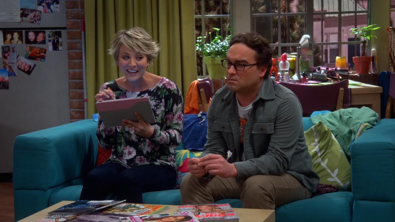 The Big Bang Theory Saison 8 Épisode 18-2