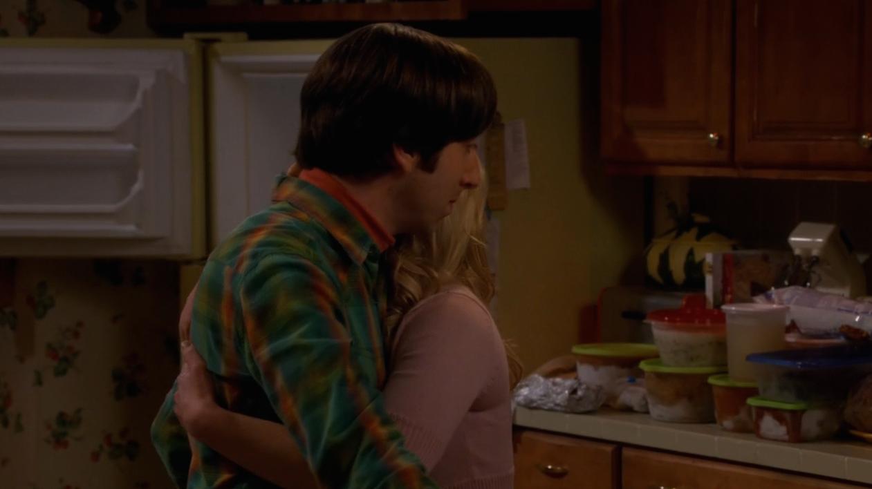 The Big Bang Theory Saison 8 Épisode 18-3