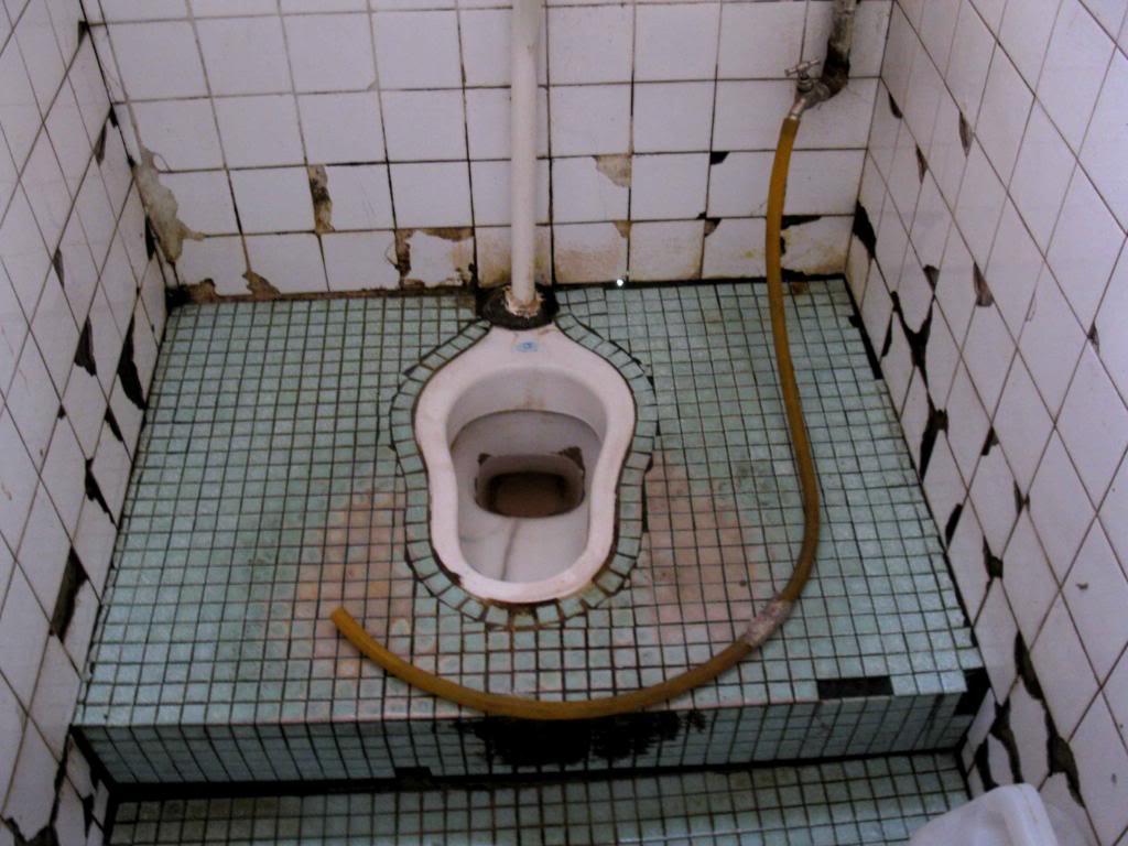 Toilettes-Malaisie