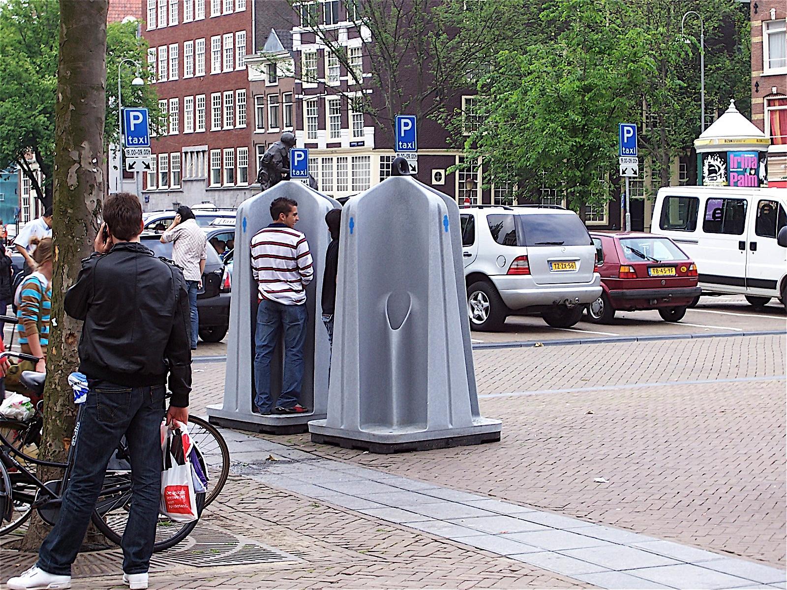 Toilettes-Pays-Bas
