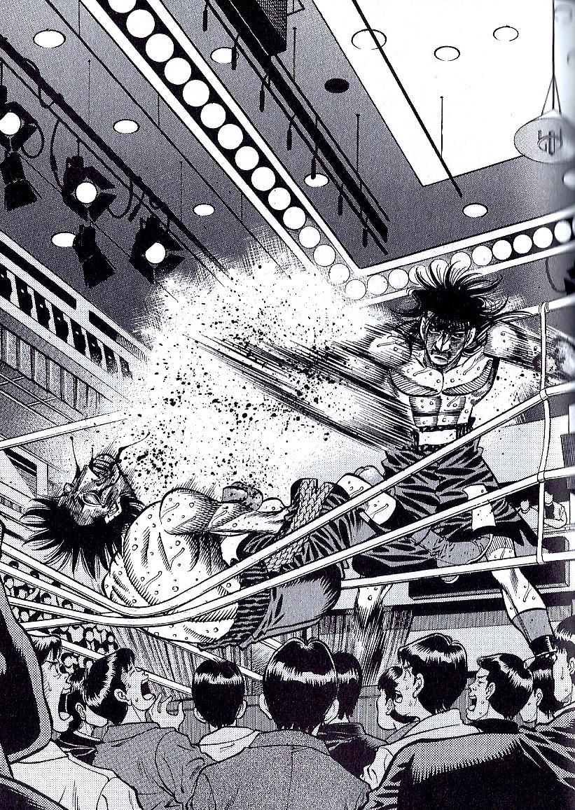 Hajime no Ippo Tome 74-15